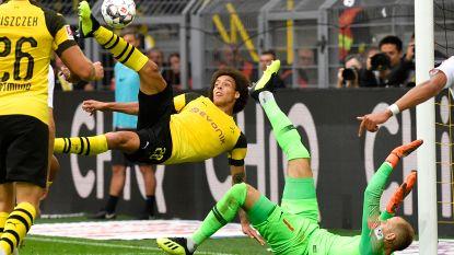Witsel: tweede match, tweede goal