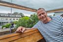weerman Reinhard Zinger over zijn nieuwe weerstation