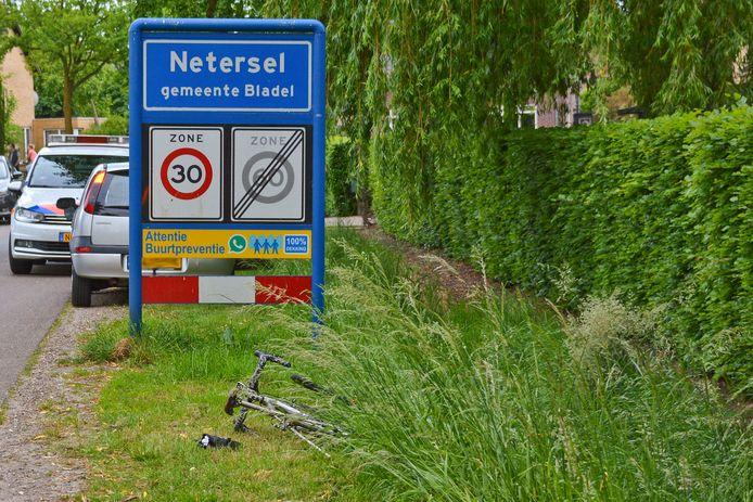 Wielrenner zwaargewond in Netersel