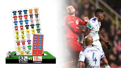 Wordt de huidige stand ook de eindstand? Als Anderlecht, Antwerp enGenk nog één coalitiepartner vinden, is het antwoord 'neen'