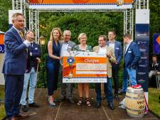 Vechtdal Haringparty sponsort hospices