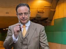 """""""Une coalition Vivaldi est désormais totalement impensable"""", estime Bart De Wever"""