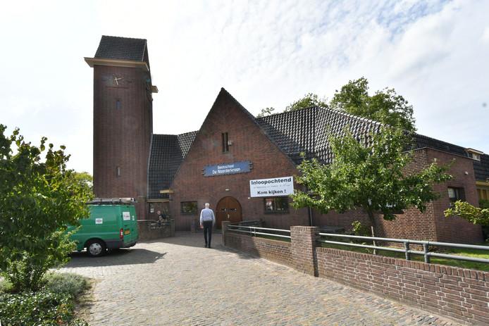De Noorderkroon, basisschool, is dicht in verband met ratten.