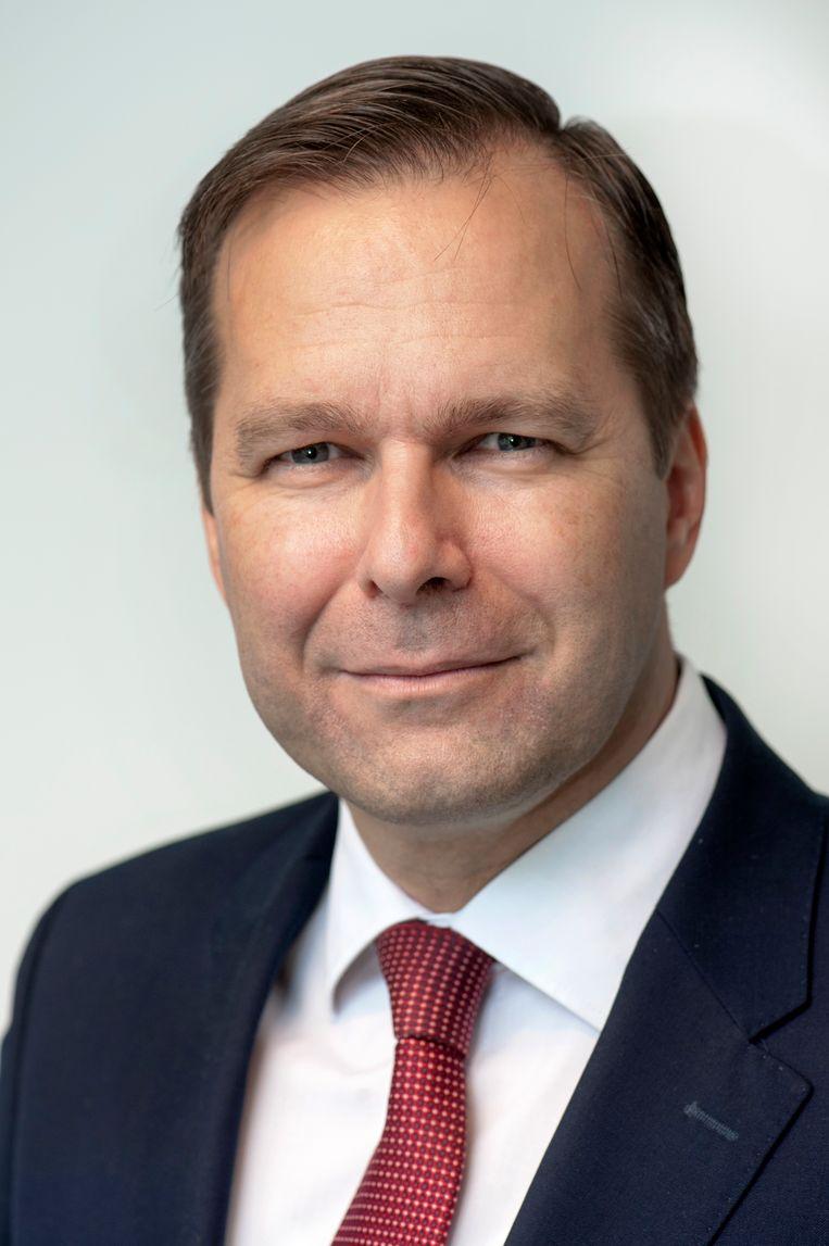 Ewald van Vliet. Beeld