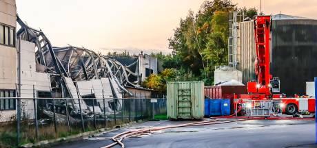 Directrice Tuf Recycling kan nog niets zeggen over schade door brand