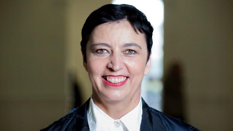 Beatrix Ruf stapte vorig jaar op als directeur van het Stedelijk Museum na aantijgingen van belangenverstrengeling. Beeld ANP