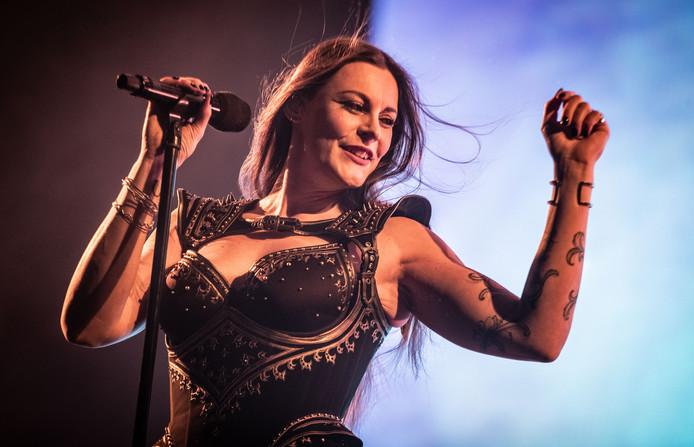 Metalband Nightwish staat in november