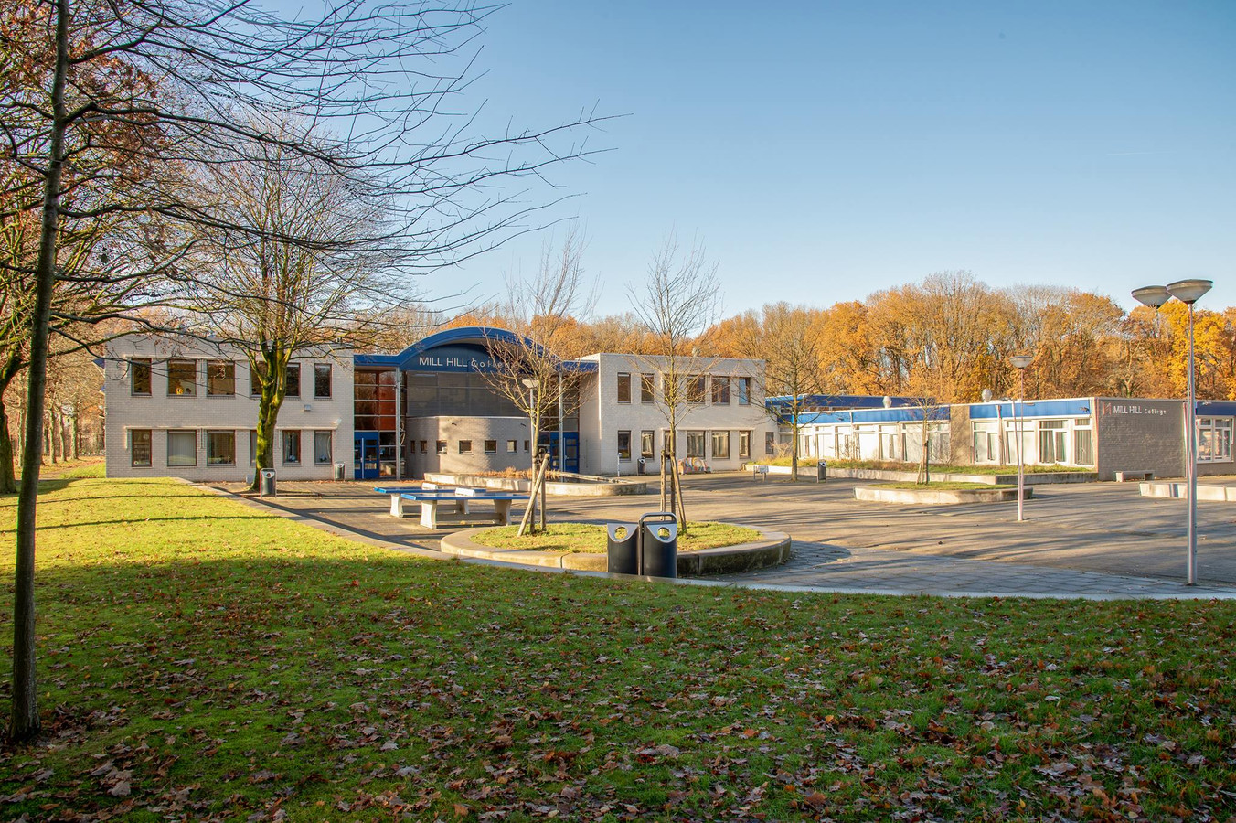 Het Mill Hill College in Goirle