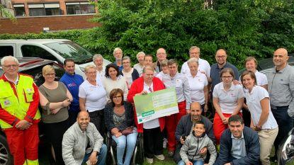 ABC Rupelstreek schenkt 1.800 euro aan Rode Kruis