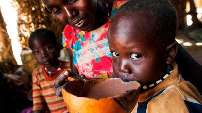 Meer dan miljoen kinderen levensbedreigend ondervoed in Zuid-Soedan