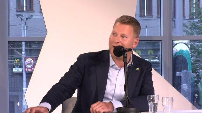 Hart voor Den Haag-raadslid Ralf Sluijs wil openheid over de DSO-affaire