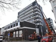 Une lettre contenant de la poudre suspecte découverte à la cour d'appel d'Anvers