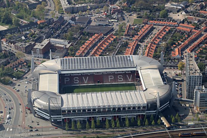 Het Philips Stadion is op 19 mei één dag in bruikleen aan iemand met het idee waarop het meest is gestemd.