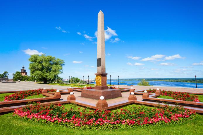 De obelisk kennen we vooral als monument.