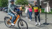 """Sint-Andriesziekenhuis schakelt Yves Lampaert in om fiets te promoten bij personeel: """"Wie dagelijks fietst, leeft 2,5 jaar langer"""""""