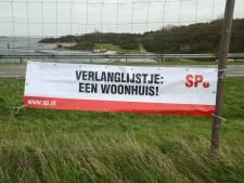 Hoge heren, er is nog pek en veren; actie met ludieke teksten tegen Brouwerseiland