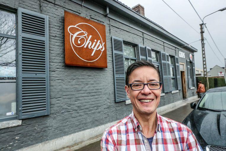 """David Masselis van studentencafé Chips maakt zich geen zorgen: """"Ik ben met alles in orde."""""""