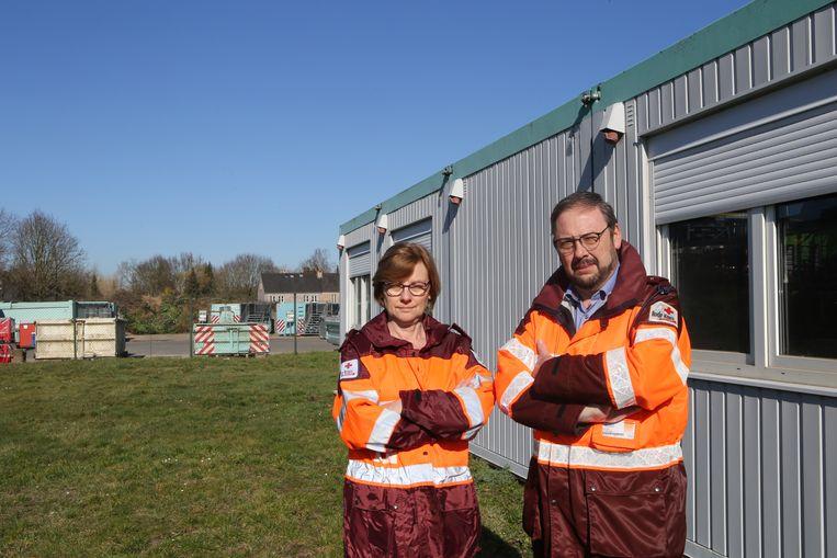 Het Rode Kruis van Zoutleeuw-Linter-Geetbets vraagt een definitieve oplossing.