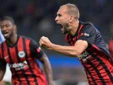 Scorende Dost helpt Eintracht aan effectieve zege op Hertha van Zeefuik