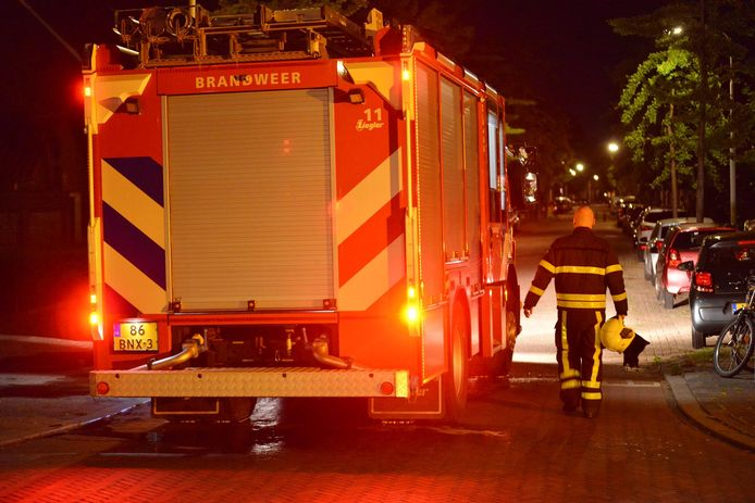 Scooter door brand verwoest in Breda.