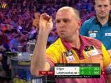 WK Darts: Kijk hier naar de hoogtepunten van zondag