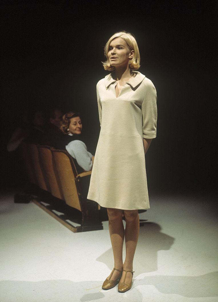 Martine Bijl, 1966 Foto © anp/kippa Beeld