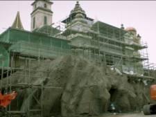 Bouw van Efteling-attractie Symbolica te volgen via YouTube