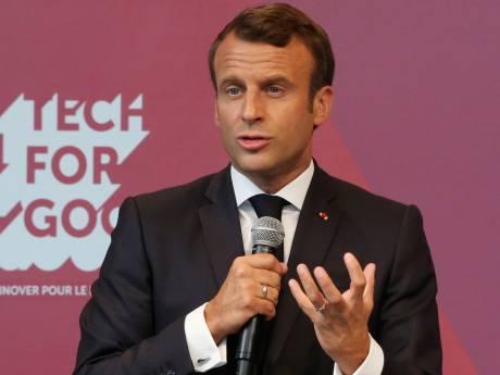 """Emmanuel Macron """"fera le maximum"""" pour éviter une escalade entre les Etats-Unis et l'Iran"""