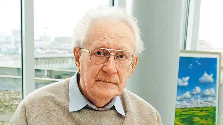 Oskar Gröning is inmiddels 93 jaar oud. Beeld