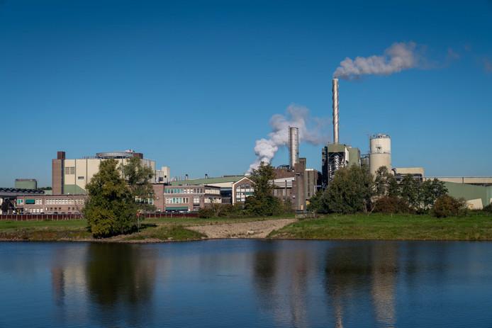 Papierfabriek Parenco.