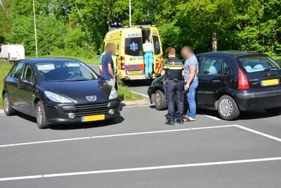 Door rood rijder veroorzaakt ongeluk in Breda, man gewond naar het ziekenhuis gebracht