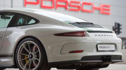 Porsche-manager opgepakt in Duitsland