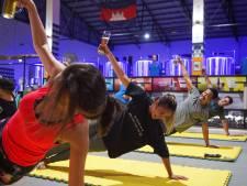 Passionné par le yoga et la bière? Pourquoi ne pas réunir les deux!