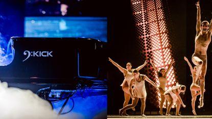 Laatste finaletickets voor pianist Benjamin Ceyssens en Danceformation Silverstar?