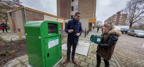 Met keukenbakje regelt Kampen gft-inzameling in flats