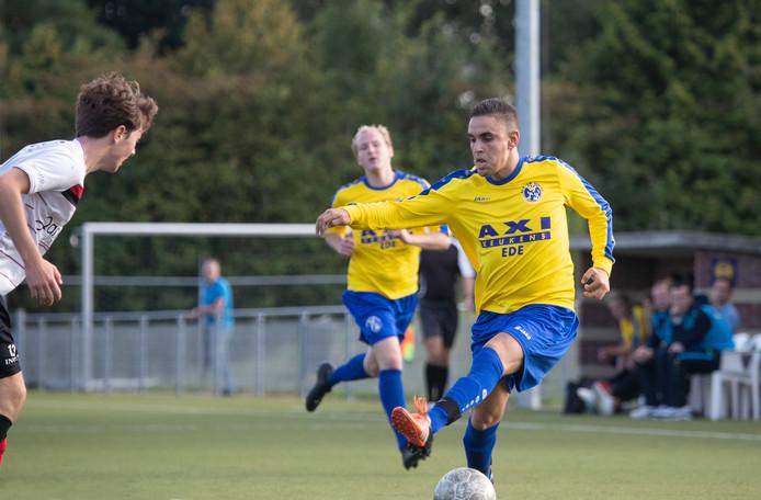 Blauw Geel'55 verloor op eigen veld van SC Bemmel.