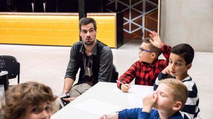 Toveren met taal geeft de kinderen meer leesgenot