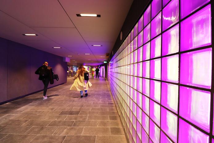 De Noordertunnel bij station Utrecht CS is weer open.