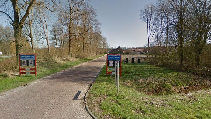 Ook aan de Walstraat in Kraggenburg komen zeven nieuwe woningen.