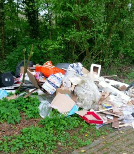 Van den Hout: zo winnen we de strijd tegen afvaldumpingen in Brabantse natuur niet