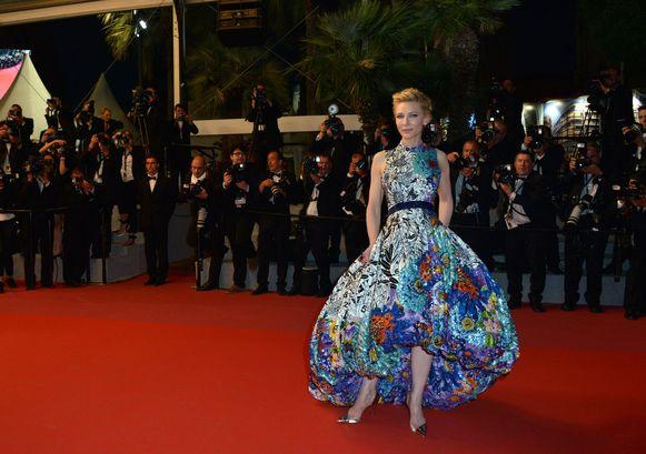 Cate Blanchett in Mary Katrantzou