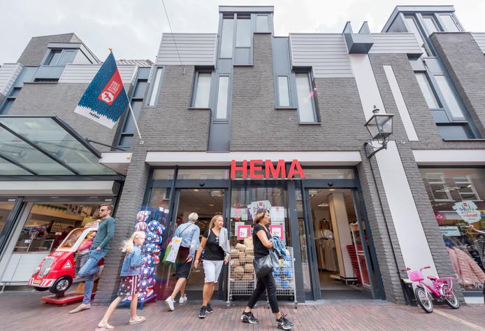 Filiaal van de Hema in Harderwijk.