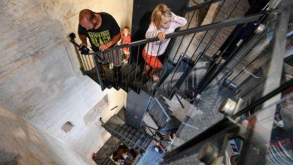 Eerste bezoekers onder de indruk van vernieuwd Belfort