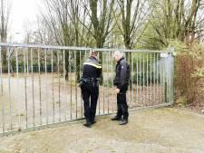 Politiehond bijt koperdief die niet wil luisteren naar agent