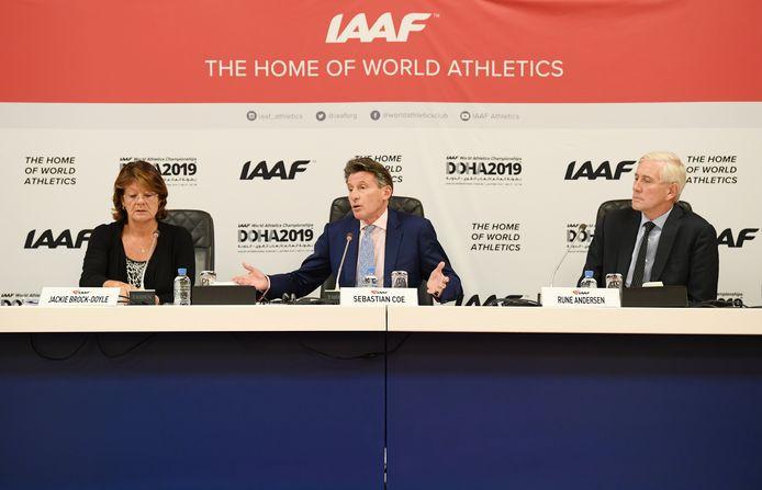 De IAAF beslist dat Rusland niet welkom is op de WK atletiek.