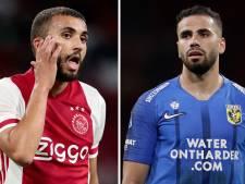 Labyad en Tannane terug in selectie Marokko