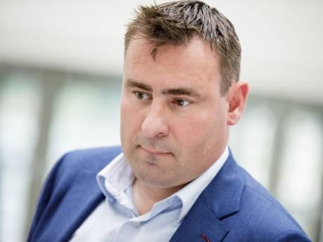 Van corruptie verdachte Richard de Mos gaat gemeenteraad weer in: 'We gaan Den Haag leuker maken'
