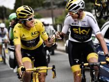 Froome en Thomas opnieuw samen naar de Tour