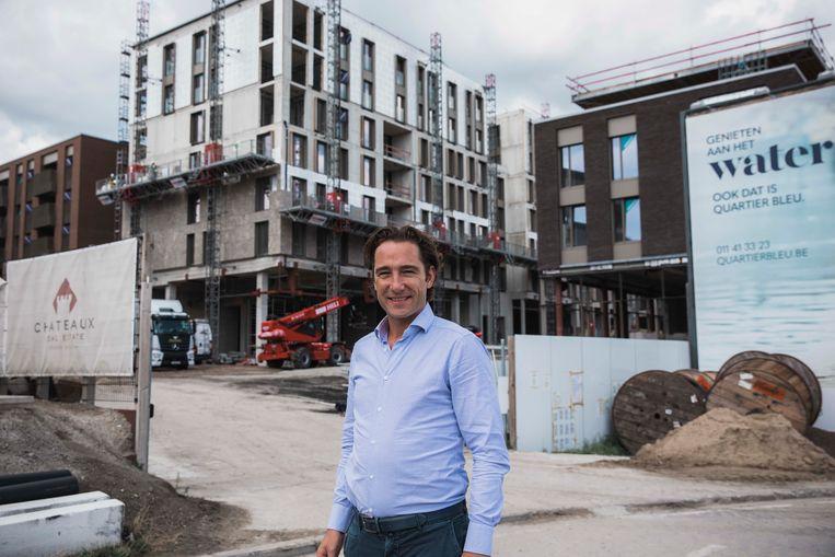 """Projectontwikkelaar Philippe Onclin: """"""""We staan aan de vooravond van een omwenteling voor Hasselt"""""""