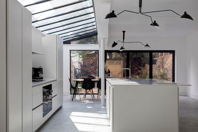 Nicole nam een keuken in een huis in Hackney onder handen, met dit resultaat.